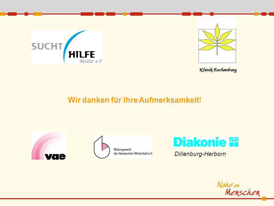 Dillenburg-Herborn Wir danken für Ihre Aufmerksamkeit!