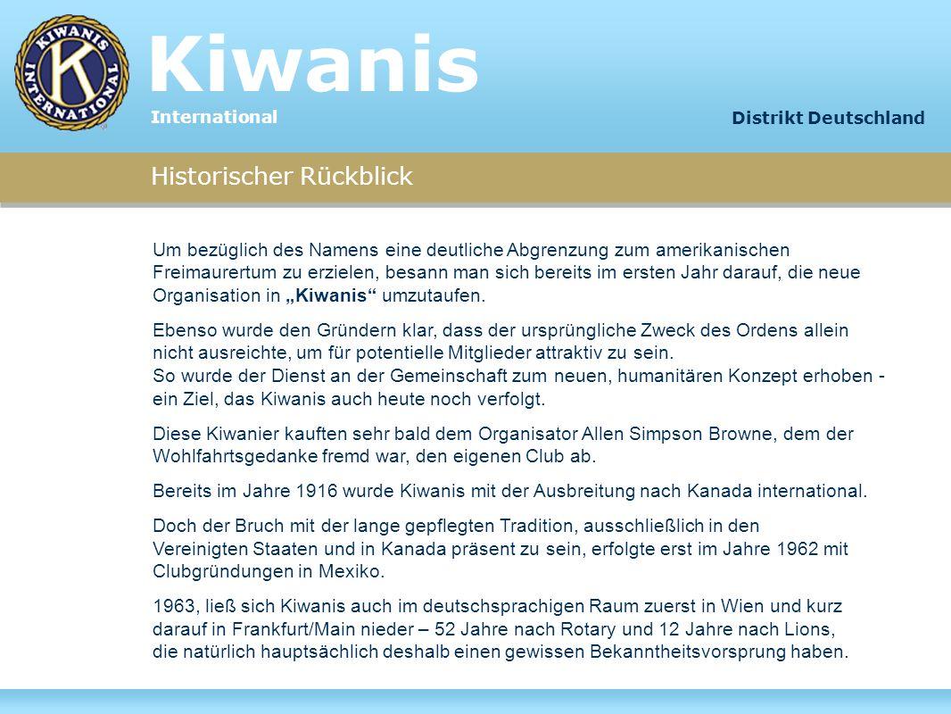 Ehrenmitglieder im Distrikt Deutschland Veronica Ferres Schirmherrin von Power- Child Ehrenmitglied im KC Solingen Kiwanis International Distrikt Deutschland
