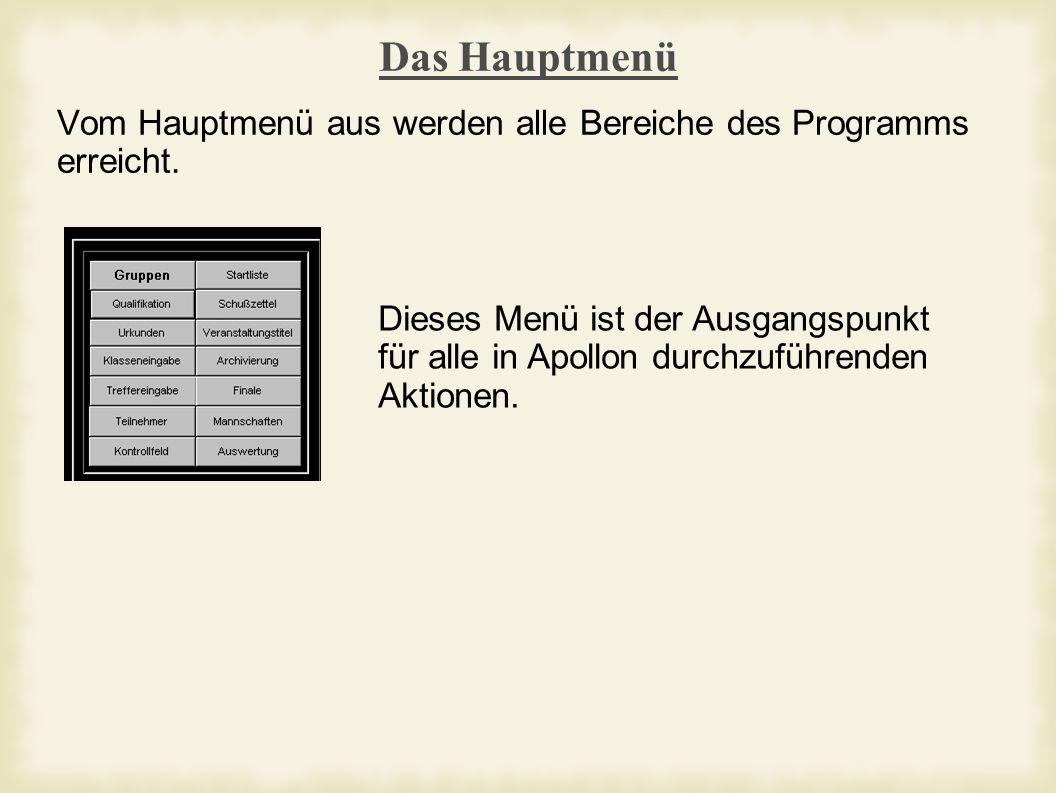 Planung – Schusszettel 03 Gleiches Verfahren für die 2. Entfernung. 123 4