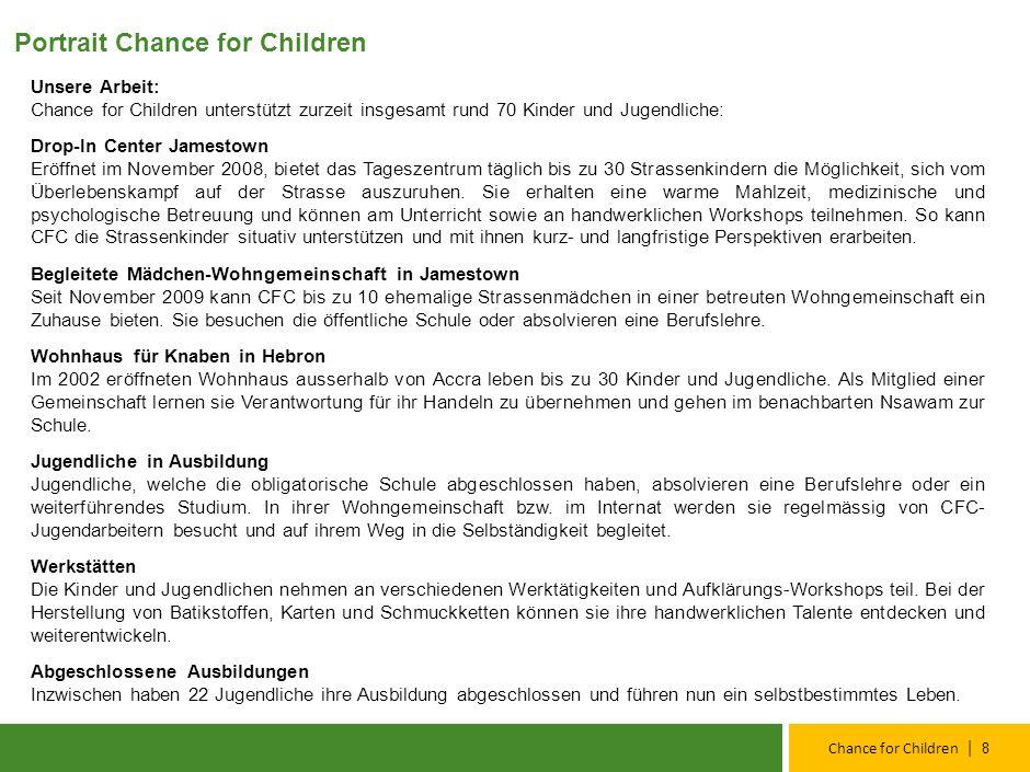 | Chance for Children Kinder in Familien Strassenkinder werden wann immer möglich in ihre Familien zurückgeführt.