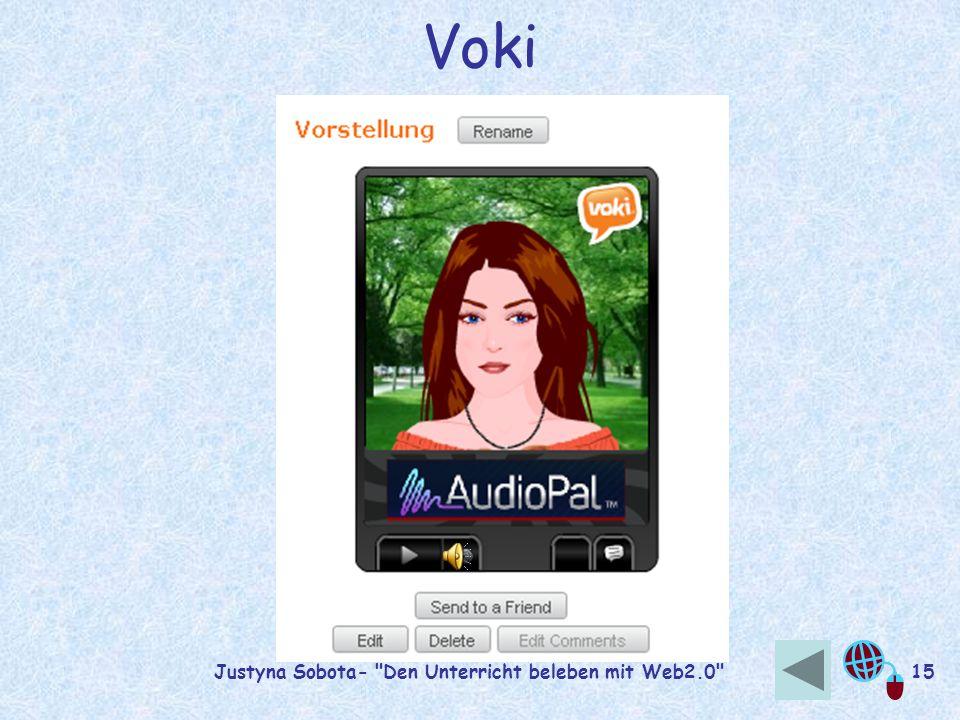 Justyna Sobota- Den Unterricht beleben mit Web2.0 14 Podcast