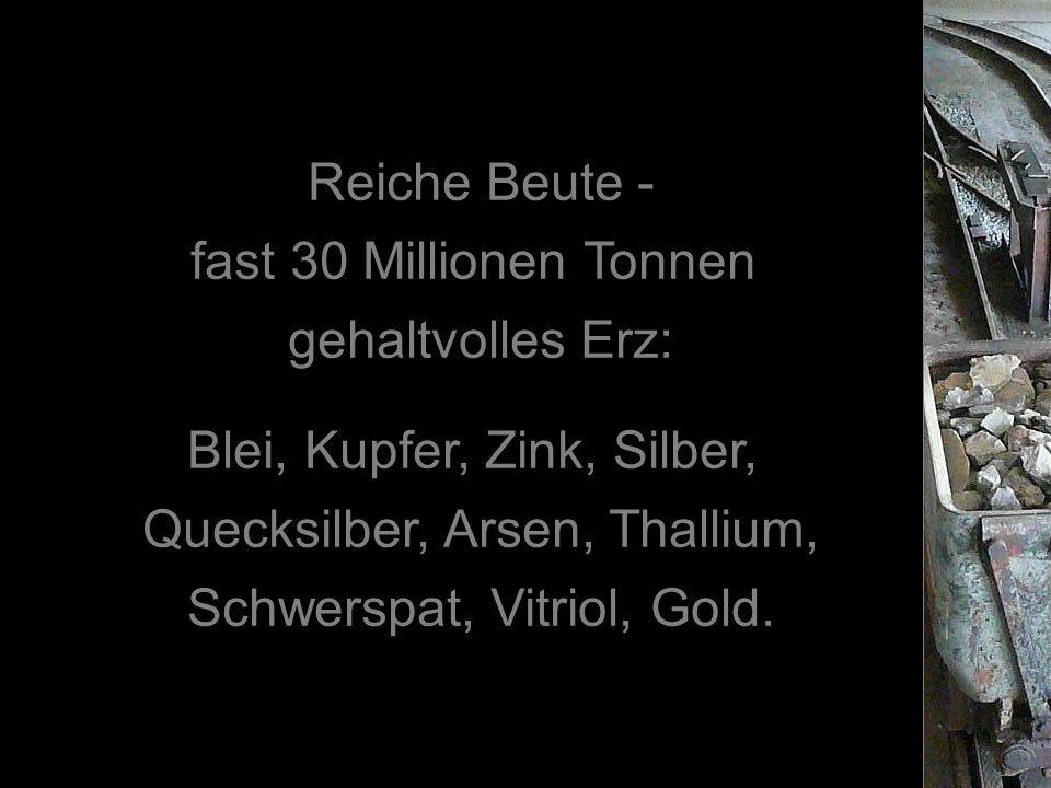 Fotos, Text, Gestaltung Hans-Heinrich Schmidt-Kanefendt (Juni/Dezember 2008) Literatur Emil Kraume: 1000 Jahre Rammelsberg (1967) www.wikipedia.de: Suchbegriff Rammelsberg (12.2008) Links www.wattweg.netwww.wattweg.net (Seiten des Verfassers) www.rammelsberg.de (Seiten des Bergbaumuseums) www.rammelsberg.de