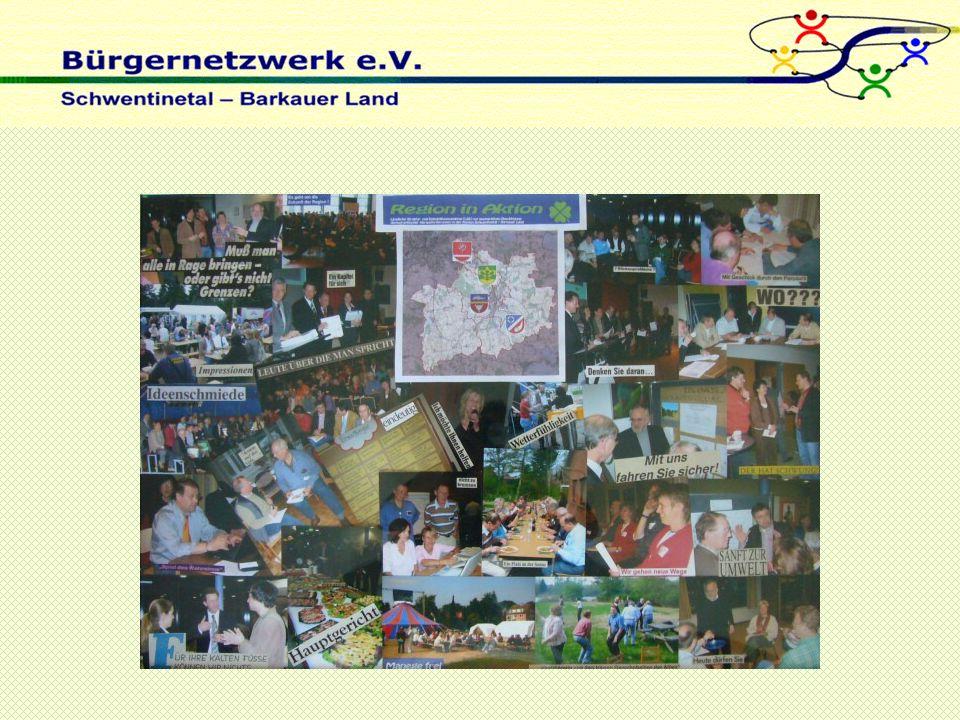 Wer wir sind: Ein Netzwerk aus engagierten Bürgerinnen und Bürgern, die in verschiedenen regionalen Projekten involviert sind Eine offene Gemeinschaft, die interessierte Bürger zur Teilnahme an allen Gruppensitzungen herzlich einlädt Wo wir herkommen: Ursprung Jan.
