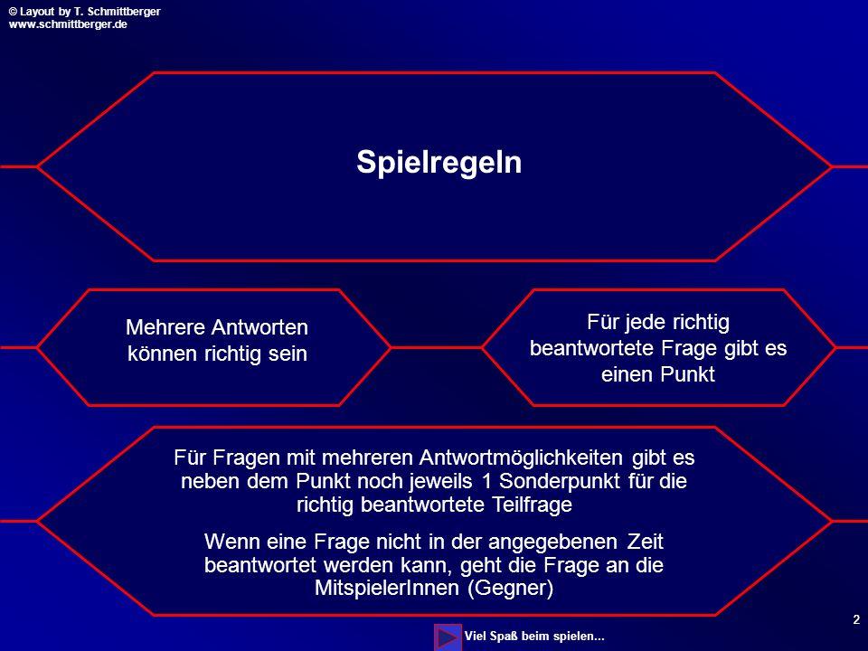 © Layout by T. Schmittberger www.schmittberger.de Layout by T. Schmittberger www.schmittberger.de A C B D 1 Das Quiz zu 100 Jahre sozialistische Jugen