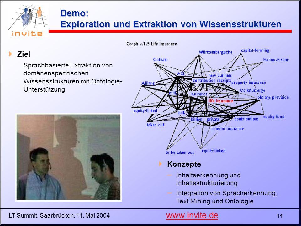 11 LT Summit, Saarbrücken, 11.