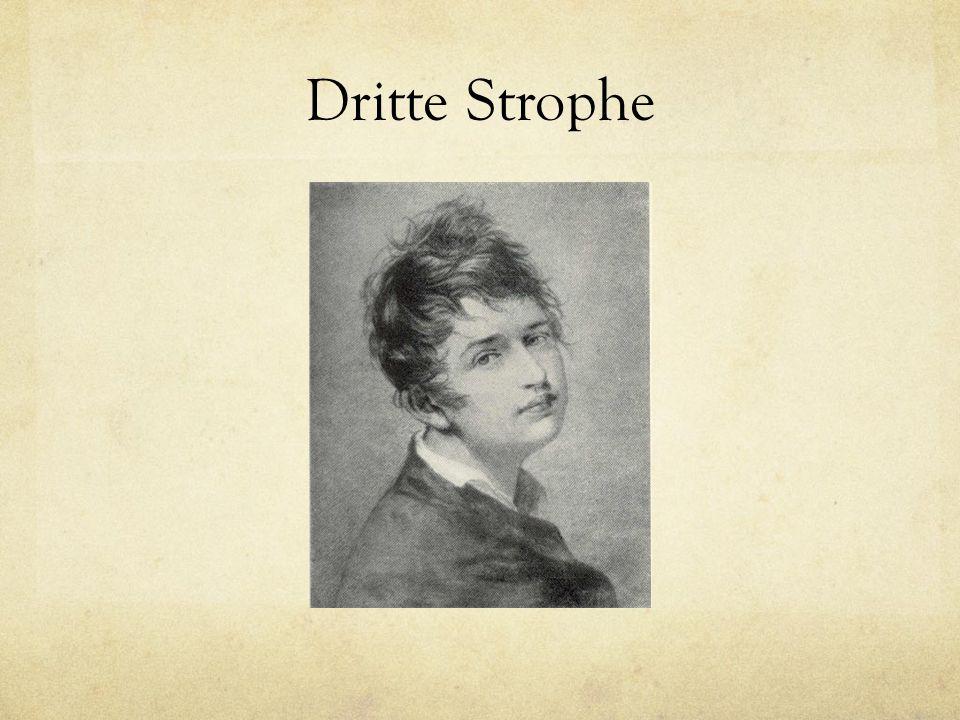 Dritte Strophe