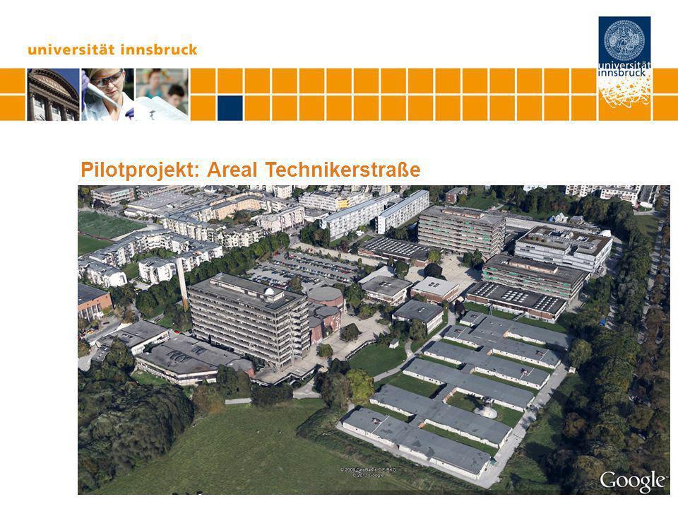Seite 7 Pilotprojekt: Areal Technikerstraße