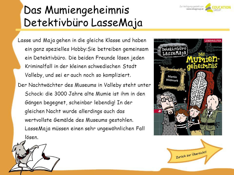 Ole Pharao Krister Ahorn Bosse Ahorn Frage 6 von 15 Wie heißt der Nachtwächter im Museum.