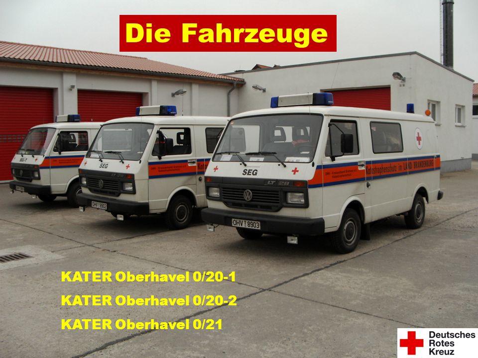 KATER Oberhavel 0/20-1 KATER Oberhavel 0/20-2 KATER Oberhavel 0/21 Die Fahrzeuge