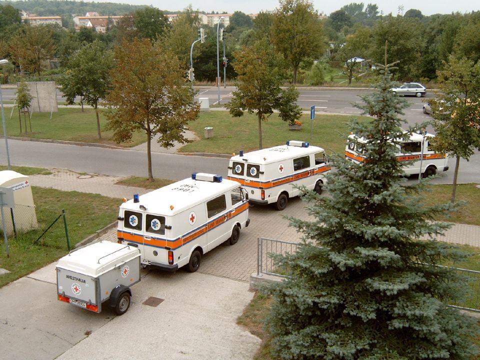Die Aufgaben der Sondereinsatzgruppe unterstützt das Personal des Rettungsdienstes beim Massenanfall von Verletzten führt notwendige medizinische und sanitätsdienstliche Maßnahmen durch stellt die Transportfähigkeit her bzw.