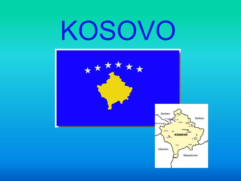 Kosovo Geographie Der Kosovo Liegt im Zentrum der Balkaninsel.