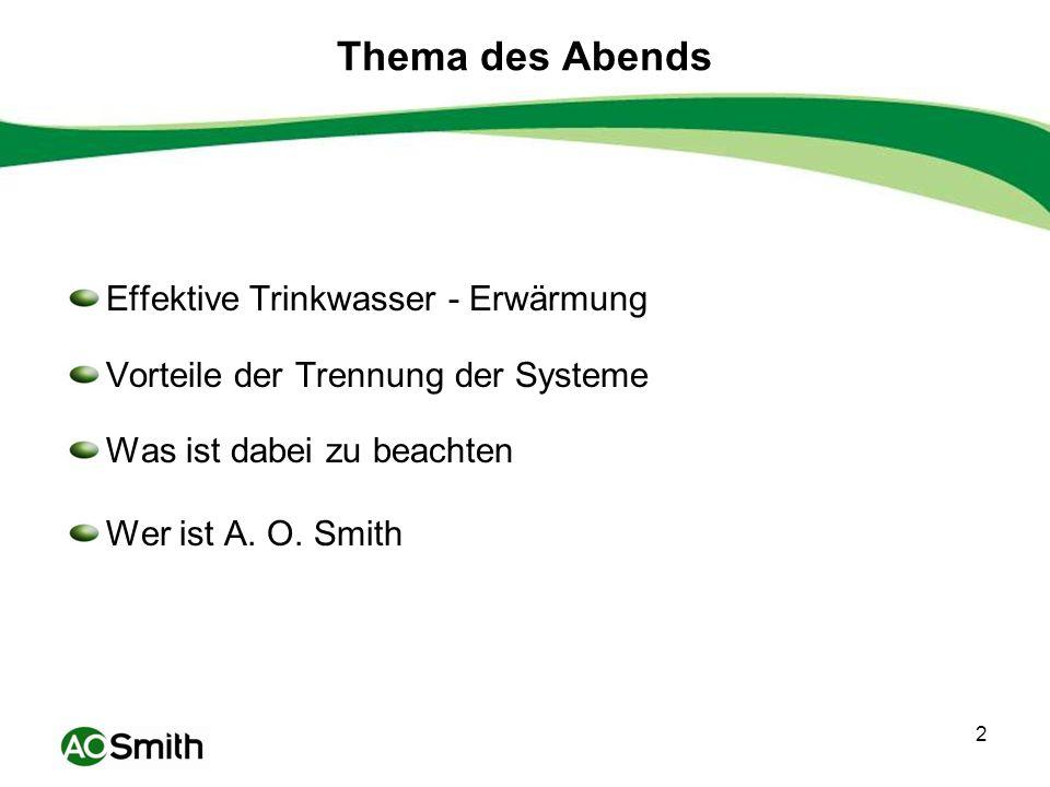 3 A.O.Smith - Geschichte A.O.