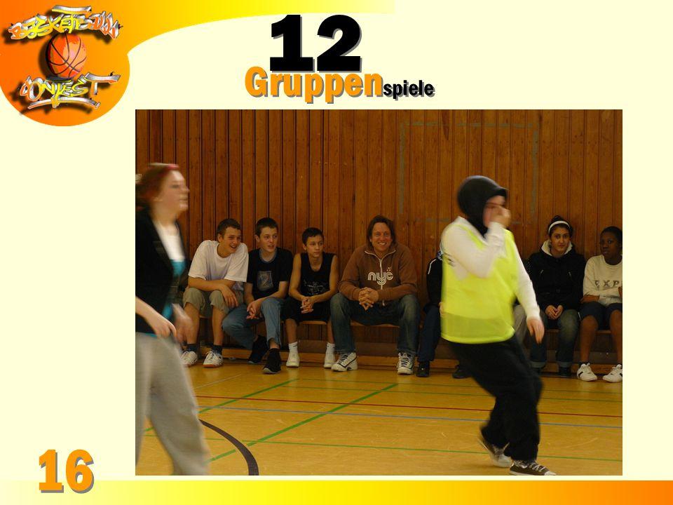 Gruppen spiele 16 12