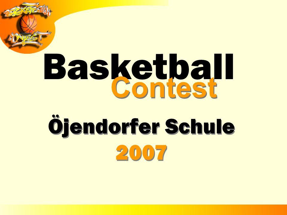 Öjendorfer Schule 2007 Basketball Contest