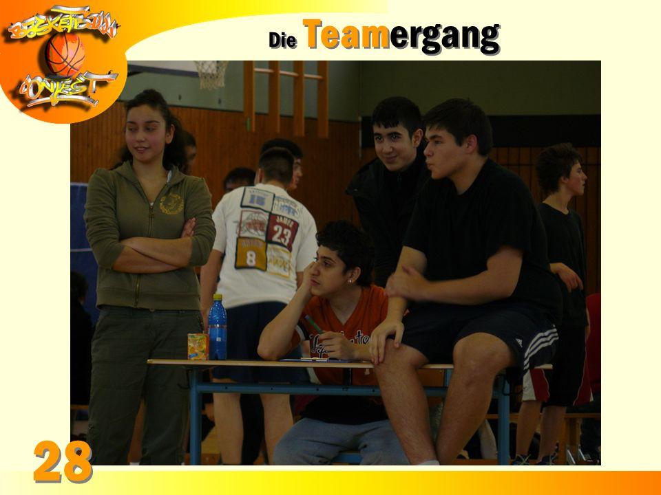 Die Teamergang 28