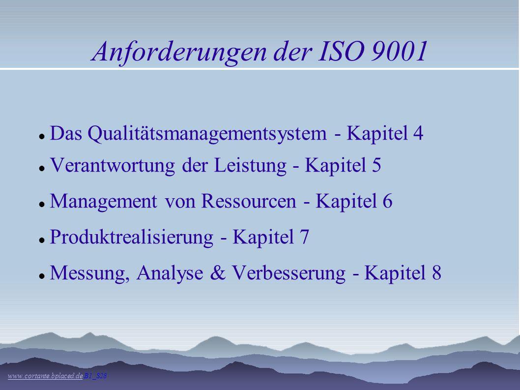Inhalt & Anwendung der ISO 9001 Die Norm ist dann anzuwenden, wenn ein Unternehmen seine Fähigkeit darlegen muss, die Anforderungen von Kunden und die