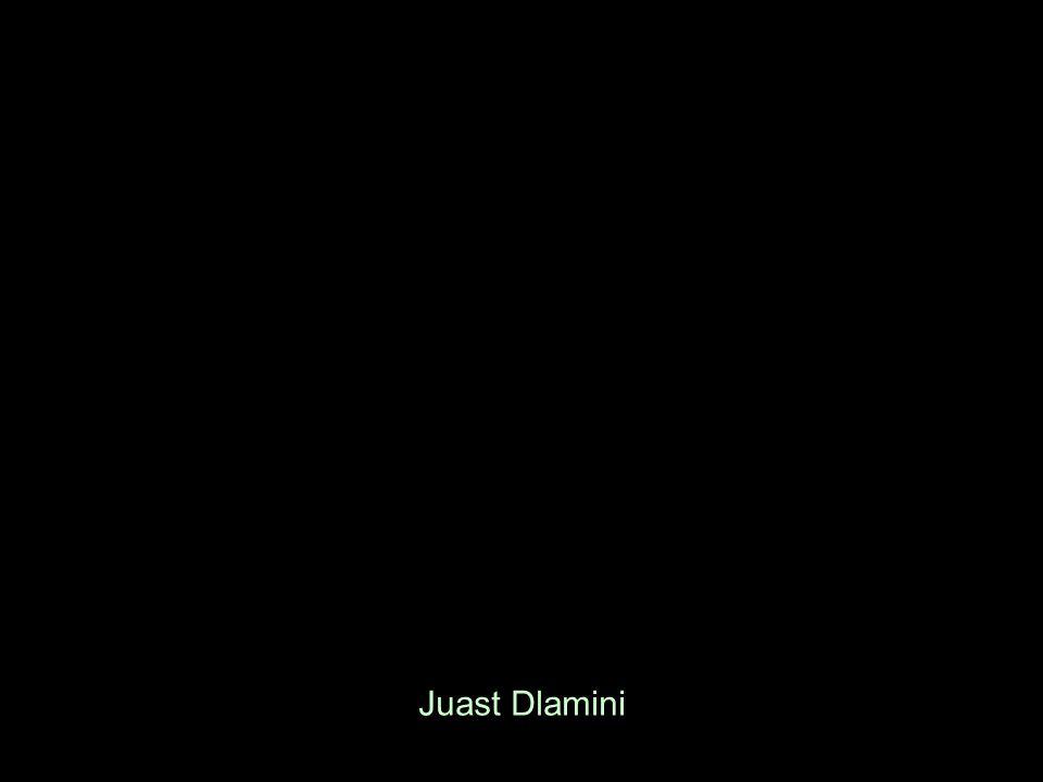 Juast Dlamini