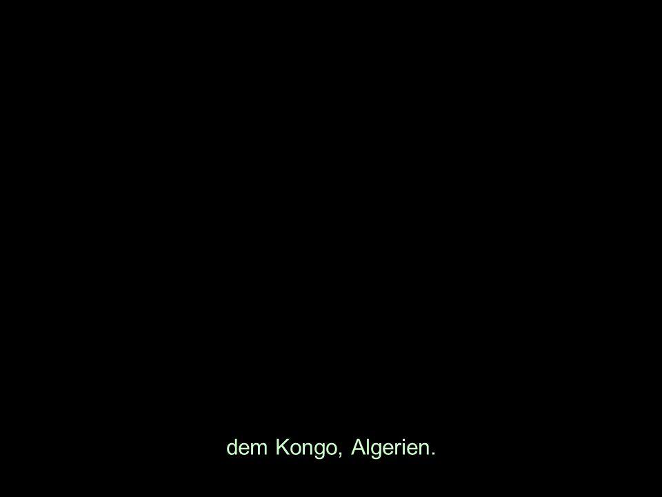 dem Kongo, Algerien.