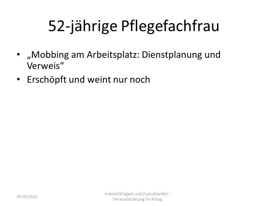 Besten Dank michael.fluri@hin.ch 19.09.2012 Arbeitsfähigkeit und Zumutbarkeit - Herausforderung im Alltag