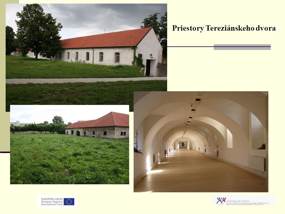 Priestory Tereziánskeho dvora