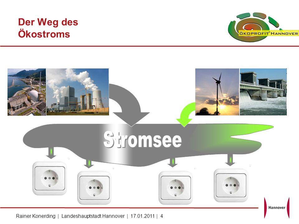 Rainer Konerding | Landeshauptstadt Hannover | 17.01.2011 | 4 Der Weg des Ökostroms