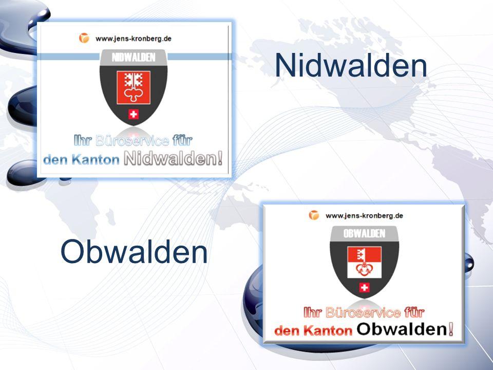 Nidwalden Obwalden