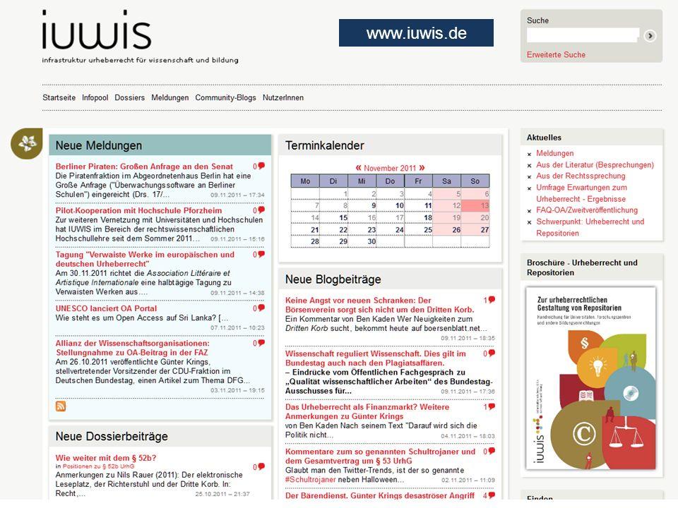3 www.iuwis.de
