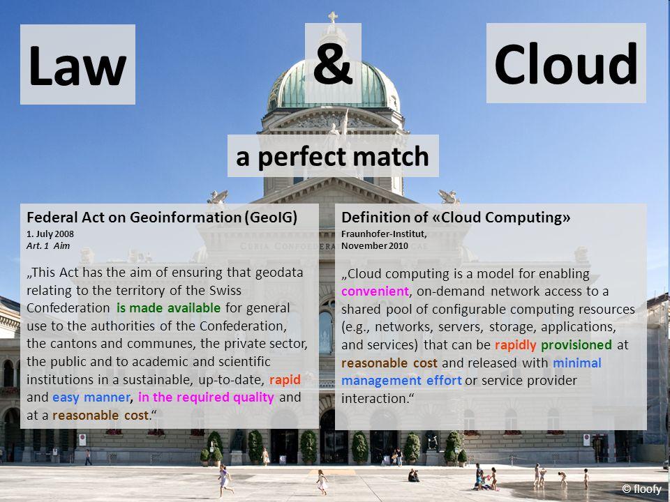 5 Hanspeter Christ swisstopo geo.admin.ch: Agilität und Performance aus der Public Cloud Workshop «Cloud Computing in Bildung und Forschung», Dienstag