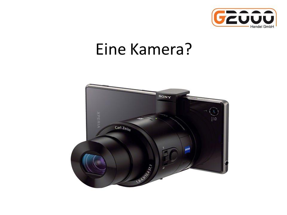 Eine Kamera?