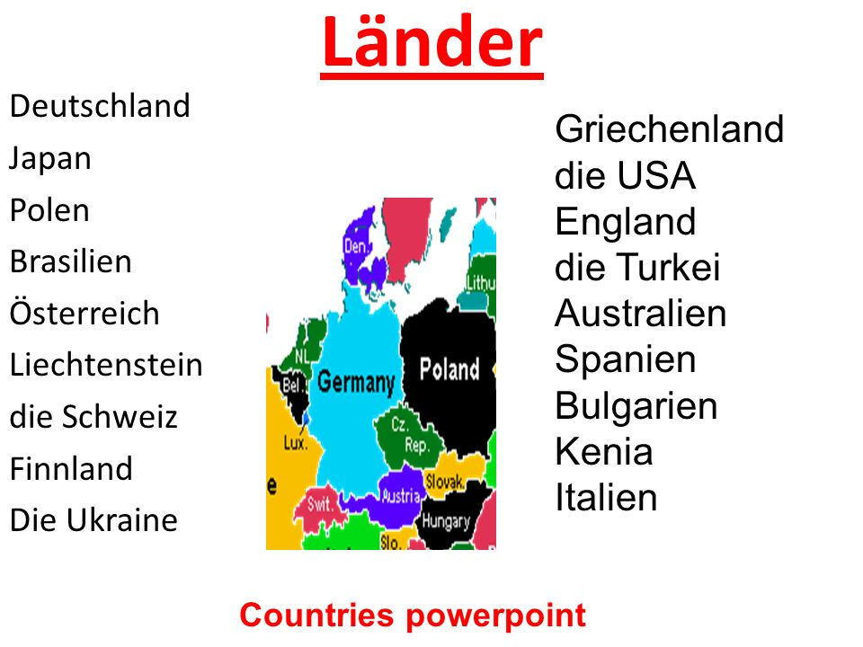 Woher kommst du? Ich komme aus ____________. (Country, State, or town where you were born)