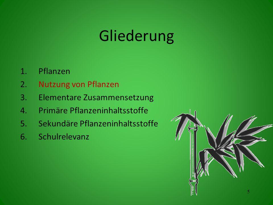 Quellennachweis: Literatur Heldt, Hans W.: Pflanzenbiochemie, Spektrum Akademischer Verlag, 3.