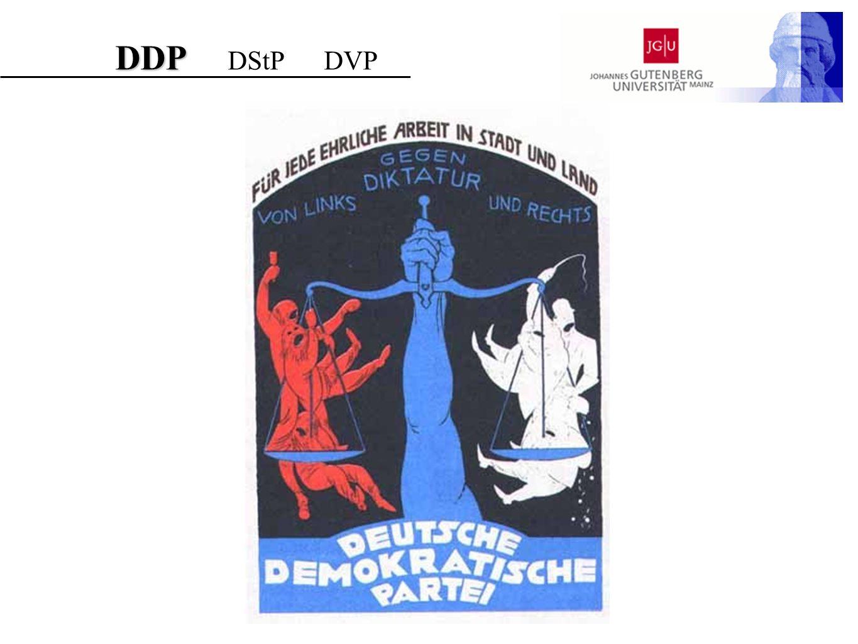 DDP DDP DStP DVP