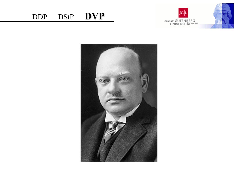 DVP DDP DStP DVP
