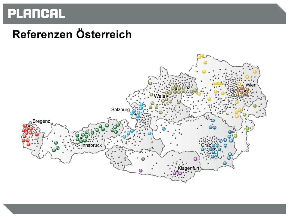 Referenzen Österreich