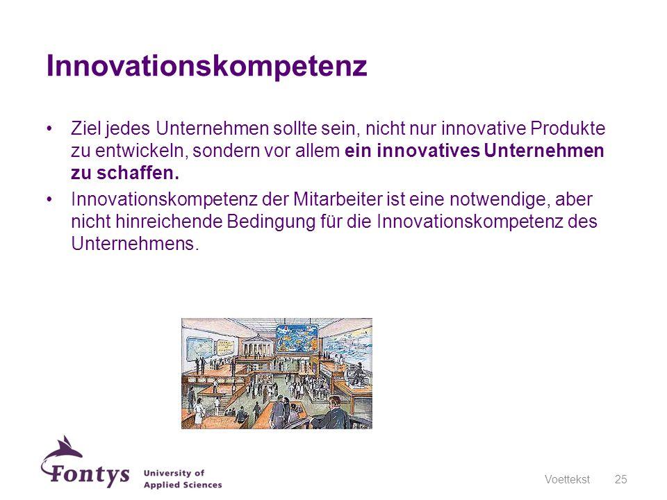 Ziel jedes Unternehmen sollte sein, nicht nur innovative Produkte zu entwickeln, sondern vor allem ein innovatives Unternehmen zu schaffen. Innovation