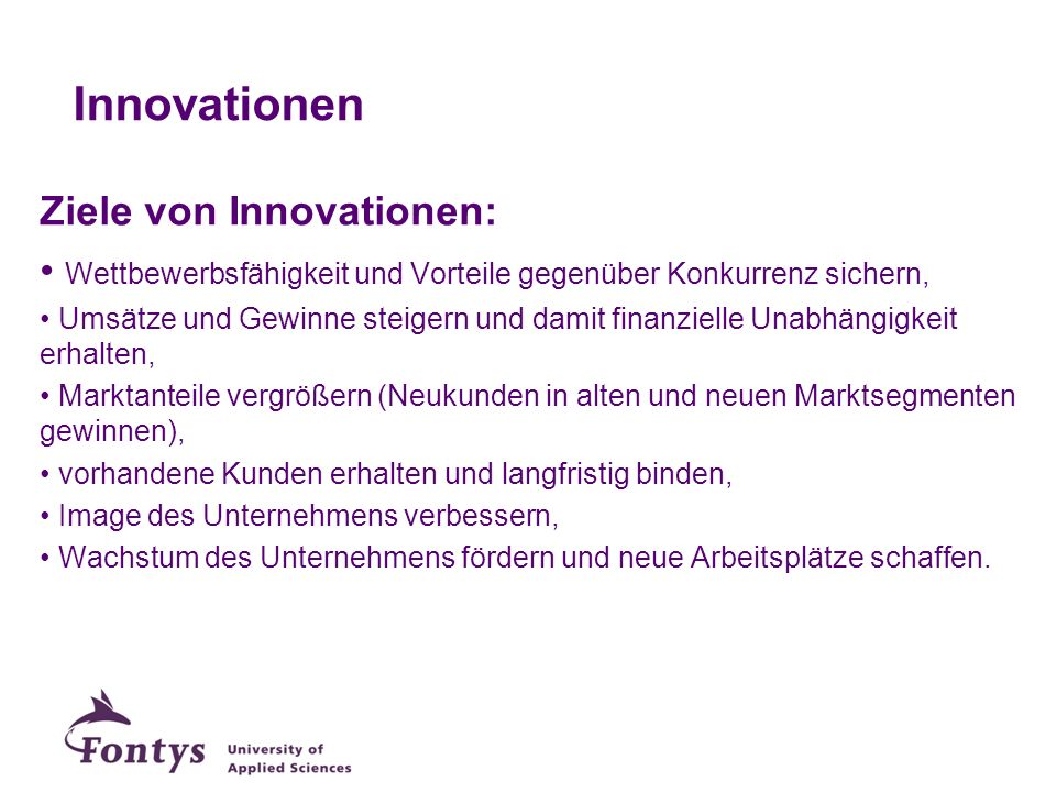 Sustainable innovation to the core Ist: sustainable innovation ist ein herunschwirrendes Begriffpaar.