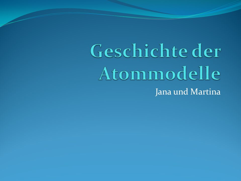 Rutherfordsches Atommodell (1911) Rutherfordscher Streuversuch =>Positiver Atomkern und Atomhülle