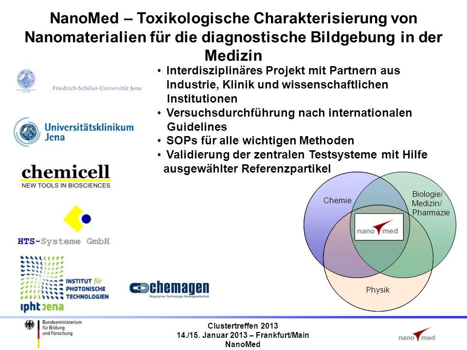 Clustertreffen 2013 14./15.