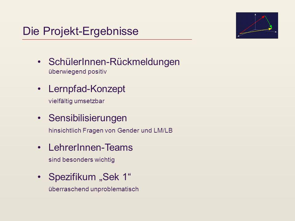 Das Lernpfad-Konzept Suche nach Lernpfaden http://www.mathe-online.at/lernpfade/ sortiert nach Themen, nach Schulstufen, nach Projekten Informationen zum Lernpfad Kurs-Informationen: Klasse, Inhalte, ev.