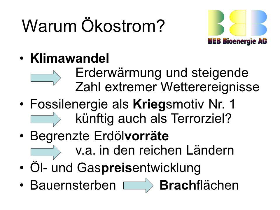 10 gute Gründe für Biogasanlagen Der Güllewert verbessert sich durch die anaerobe Behandlung.