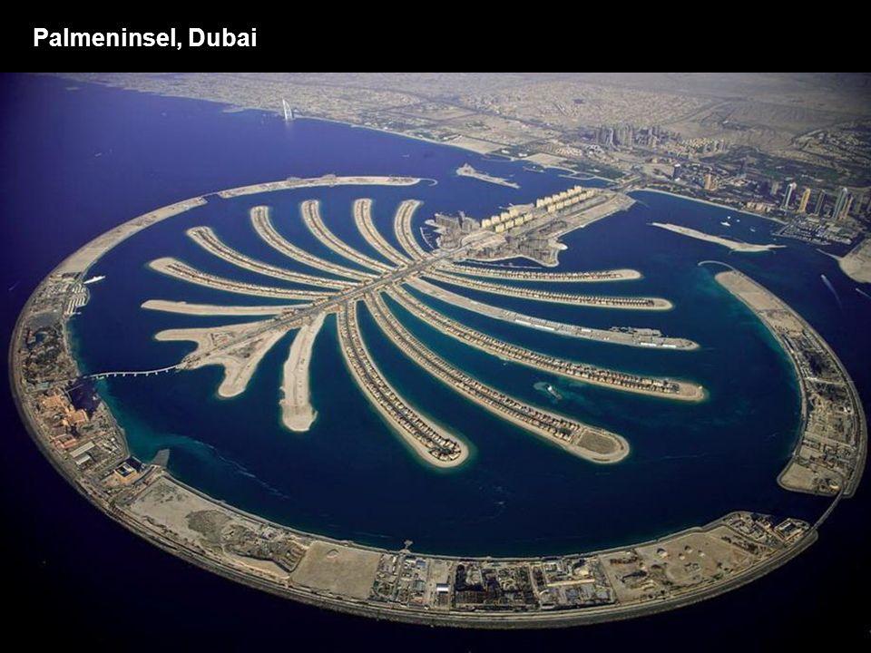 Palmeninsel, Dubai