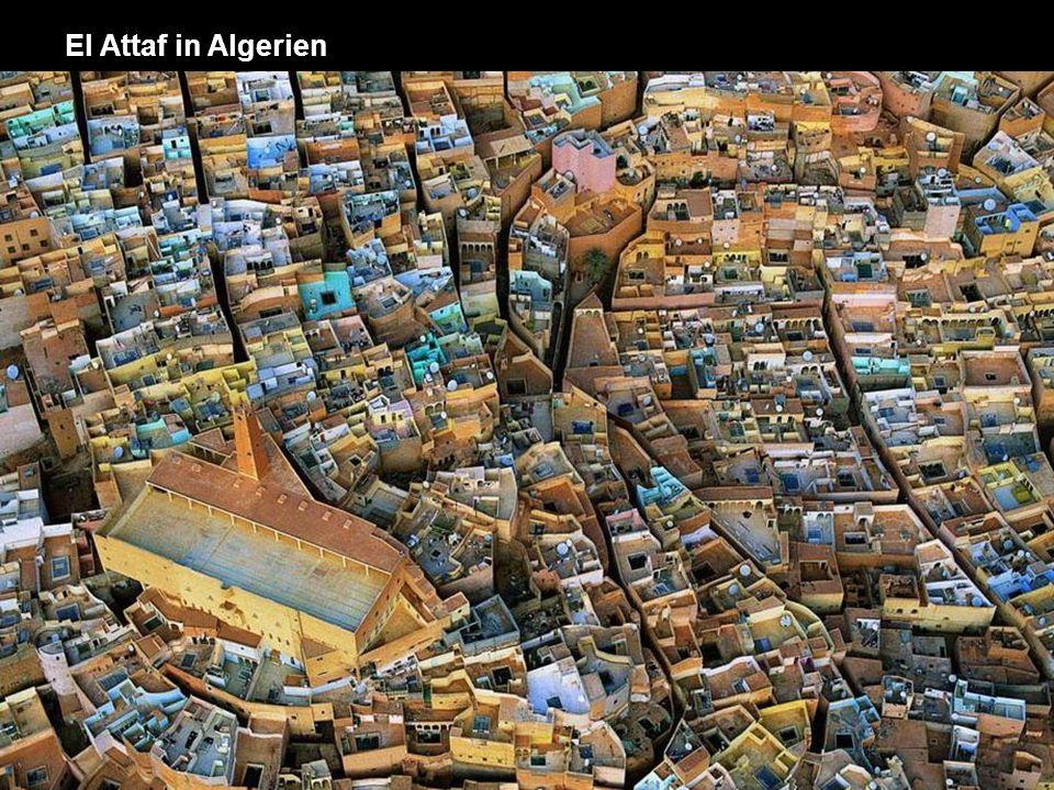 El Attaf in Algerien