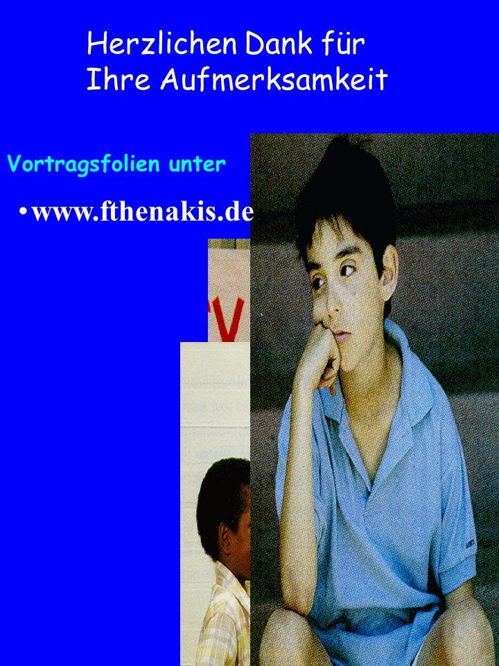 www.fthenakis.de Herzlichen Dank für Ihre Aufmerksamkeit Vortragsfolien unter