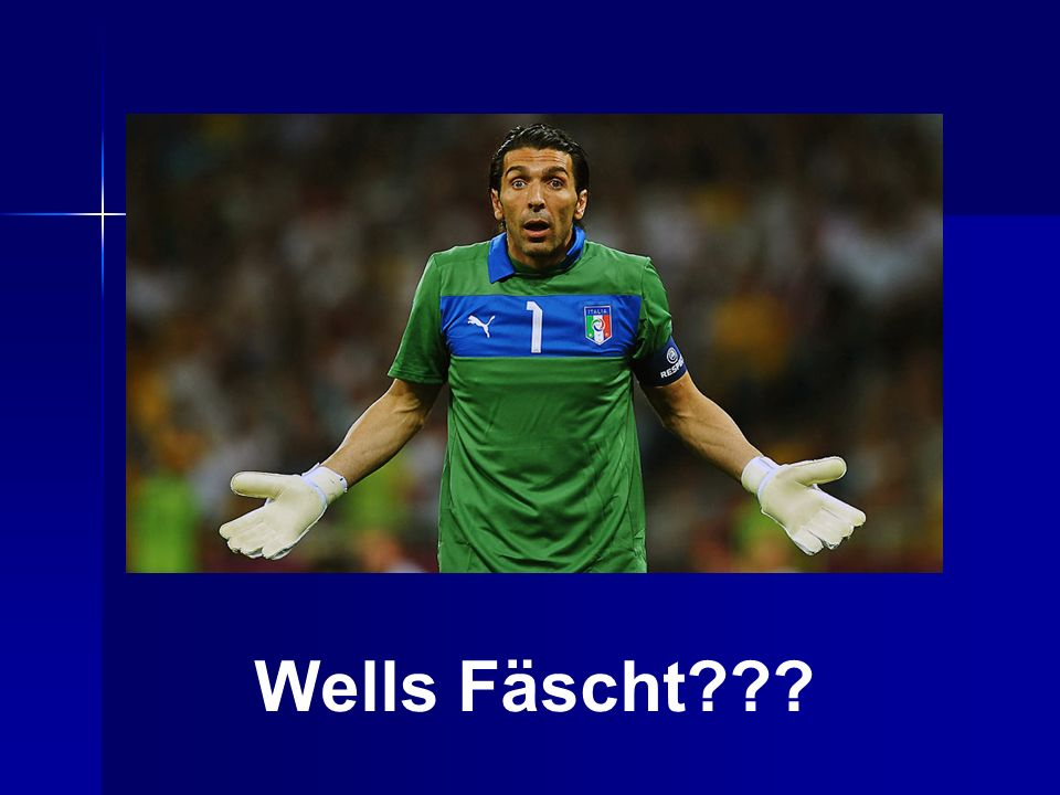 Wells Fäscht