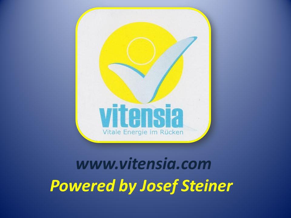 www.vitensia.com Powered by Josef Steiner
