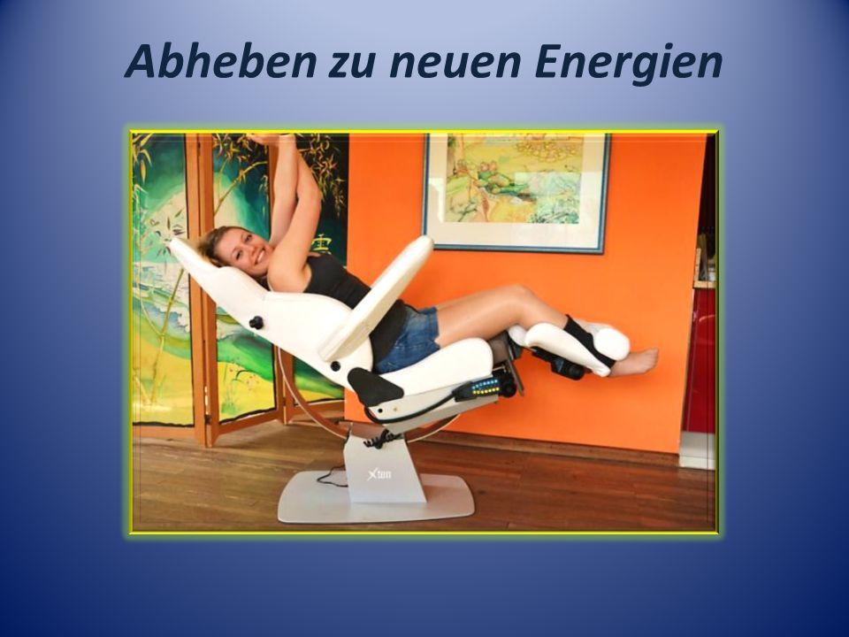 Abheben zu neuen Energien