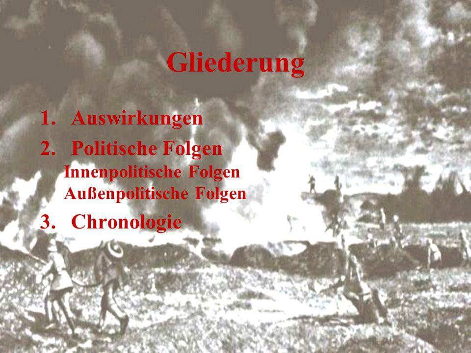 3.Chronologie 3. Oktober 1918: Max v. Baden wird Reichskanzler 28.