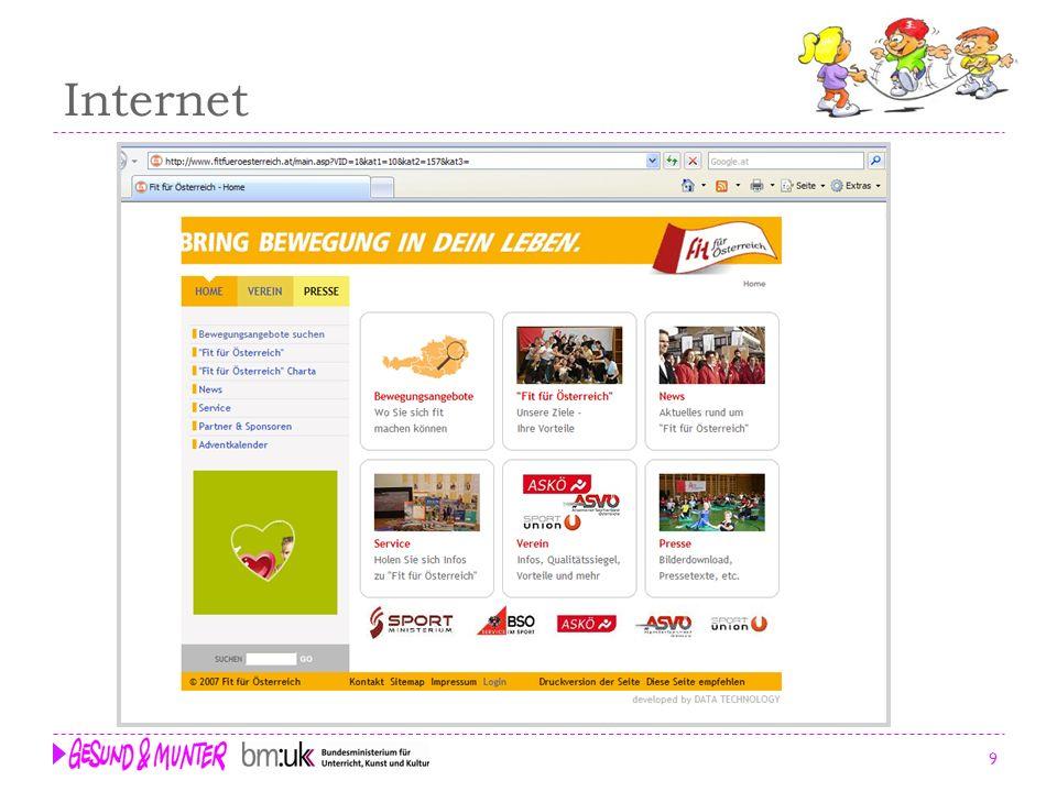9 Internet