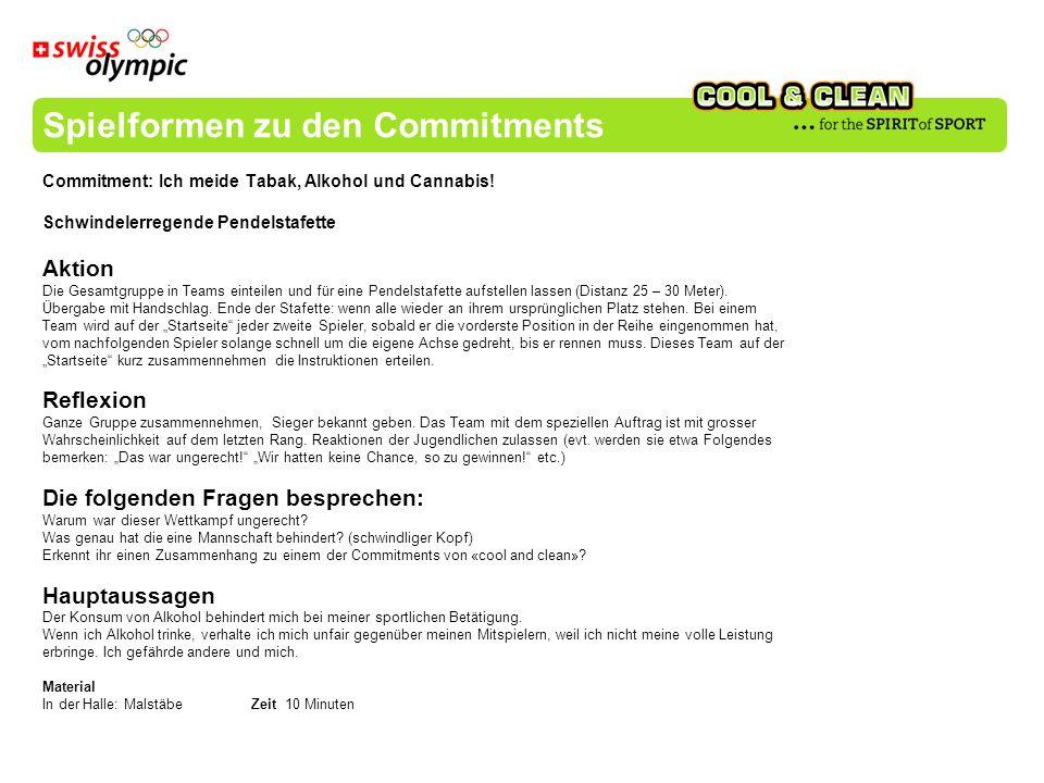 www.coolandclean.ch Viel Spass im Lager!