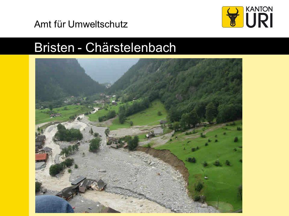Amt für Umweltschutz Bristen - Chärstelenbach